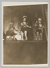 Thumbnail for Photograph of Laura Cathrell and two female performers in costume