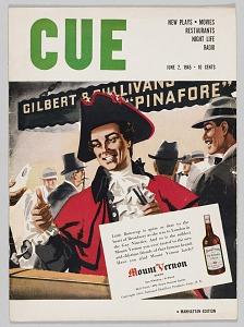 Image for Cue vol. 14 no. 22
