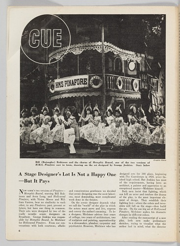 Image for Cue vol. 14 no. 22