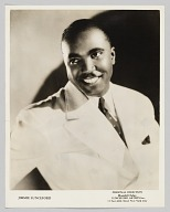 Photograph of Jimmie Lunceford