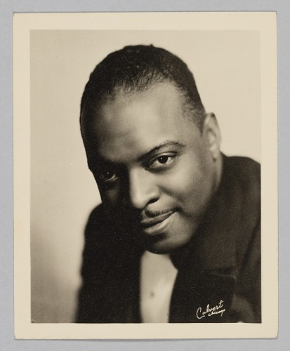 Image for Photograph of Count Basie