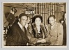 Thumbnail for Photograph of two men and a woman taken at the Ubangi Club