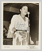 thumbnail for Image 1 - Photograph of Billie Holiday