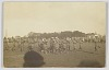 Thumbnail for Photographic postcard of a military marching band