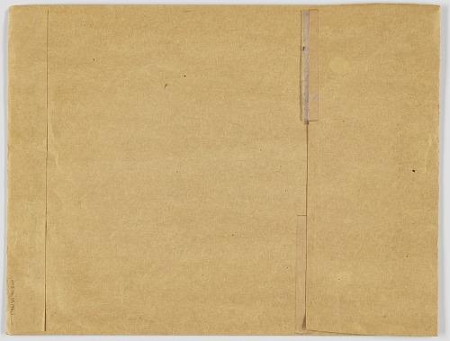 Image for Envelope sent from William Scott to Maxine Sullivan