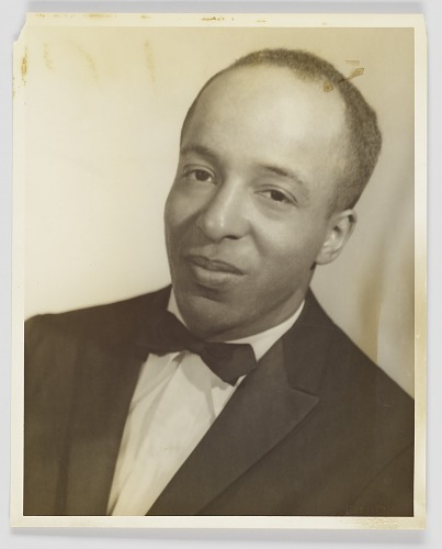 Image for Photographic print of Orville L. Williams