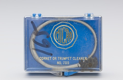 Image for Instrument cleaning snake and case belonging to Maxine Sullivan