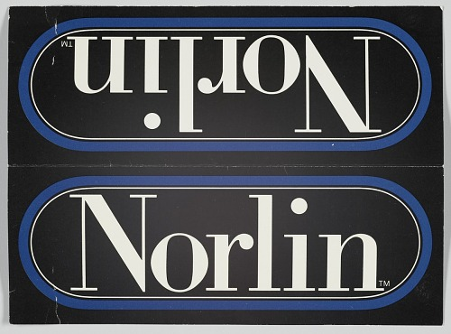 Image for Advertisement for the Norlin Corporation