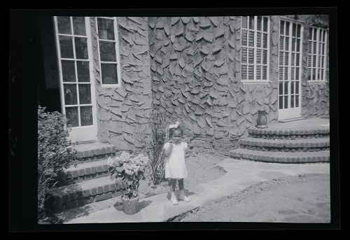 Image for Set of four black and white photographs and five negatives