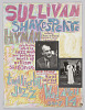 Thumbnail for Poster for a performence by Maxine Sullivan, Earle Hyman, and Dick Hyman