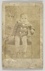 Thumbnail for Photographic postcard of an unidentified young boy