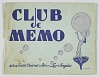 Thumbnail for Leaflet for Club de Memo