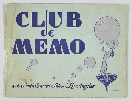 Image for Leaflet for Club de Memo