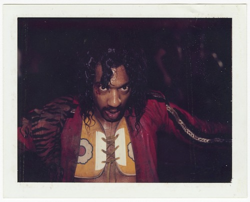Image for Chromogenic print of Julius Carry as Sho'Nuff