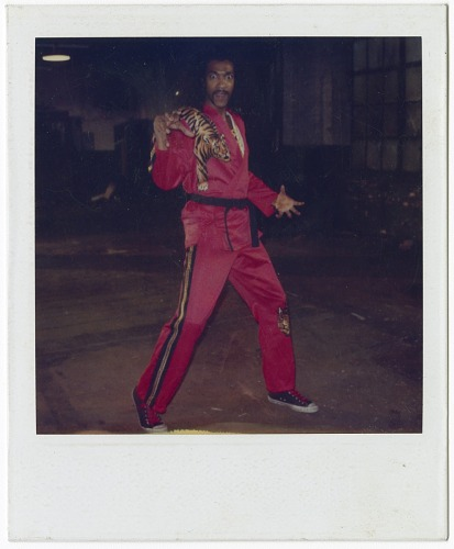 Image for Color polaroid of Julius Carry as Sho'Nuff