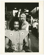Image for Film still of Julius Carry as Sho'Nuff from The Last Dragon