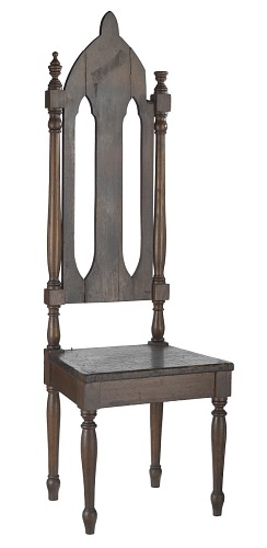 Image for Chair from the Prince Hall Grand Lodge of Massachusetts