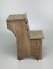 Thumbnail for Wooden school desk from Bethel Evangelical Lutheran Church and School