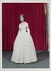 Thumbnail for Photographs of Jessica B. Harris wearing a white dress and gloves