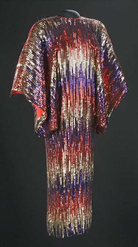Image for Dress worn by Celia Cruz