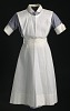Thumbnail for Nurse's uniform apron worn by Pauline Brown Payne