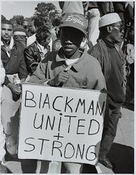 Black Men United & Strong