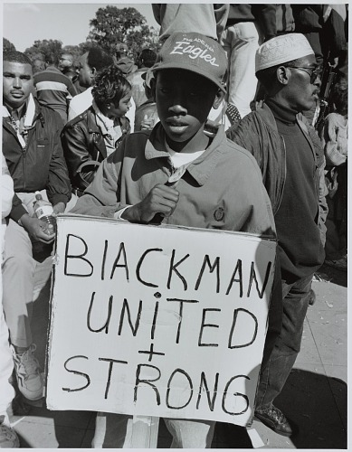 Image for Black Men United & Strong