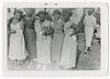 Thumbnail for Digital image of Taylor family women posing on Martha's Vineyard