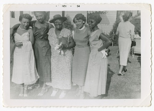 Image for Digital image of Taylor family women posing on Martha's Vineyard