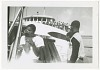 Thumbnail for Digital image of three young men on a dock on Martha's Vineyard