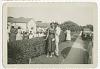 Thumbnail for Digital image of a couple outside a gathering on Martha's Vineyard