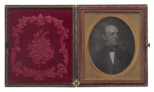 Image for Daguerreotype of William Lloyd Garrison