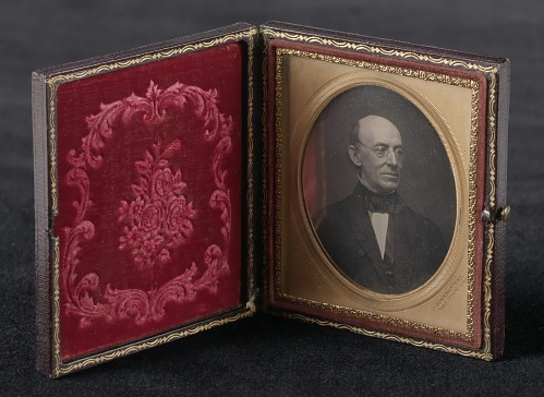Image for Ambrotype of William Lloyd Garrison
