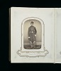 Thumbnail for Carte-de-visite album of the 54th Massachusetts Infantry Regiment