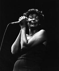 Nancy Wilson - Convention Hall, Atlantic City, N.J. - 1980