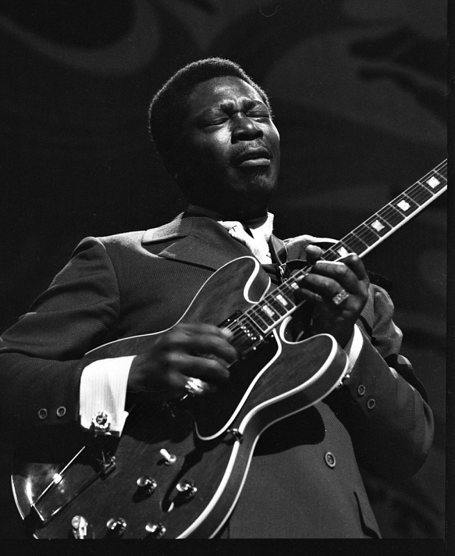 Image for B.B. King - Symphony Hall, Boston, Mass. - 1969