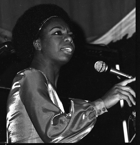 Image for Nina Simone - Symphony Hall, Boston, Mass. - 1969