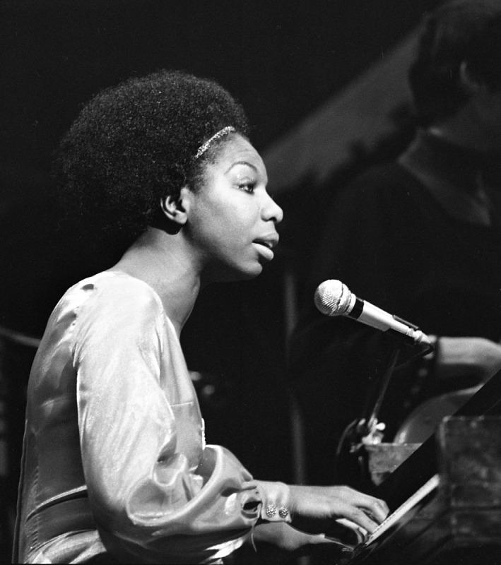 Image for Nina Simone - Symphony Hall, Boston, Mass. - 1969