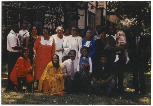 Image for Digital image of a Perryman family reunion