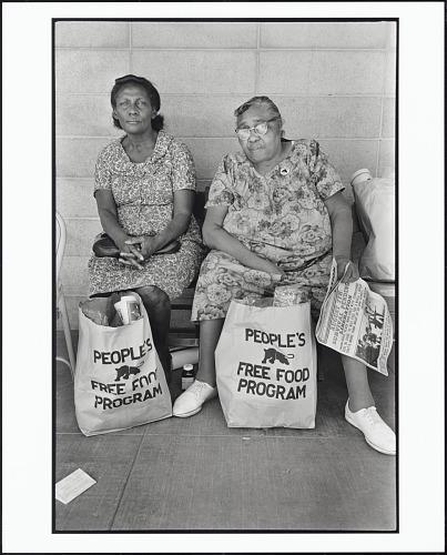 Image for People's Free Food Program, Palo Alto, California, 1972