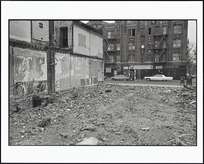 <I>Panther Office in Bedford Stuyvesant, Brooklyn, New York, 1971</I>