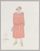 Thumbnail for Costume design drawing by Judy Dearing for Annie in Porgy and Bess