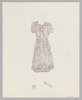 Thumbnail for Costume design drawing by Judy Dearing for Porgy and Bess