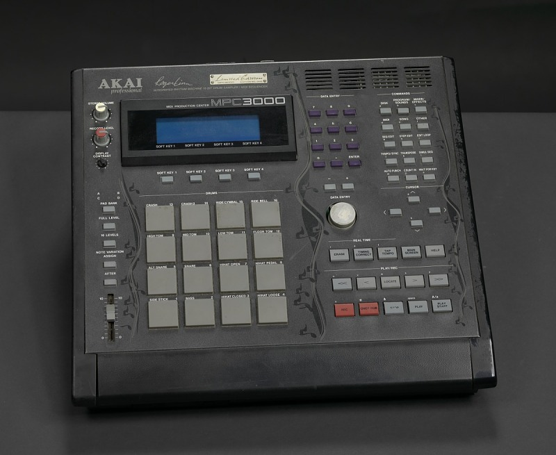 Image 1 for MIDI Production Center 3000 Limited Edition used by J Dilla