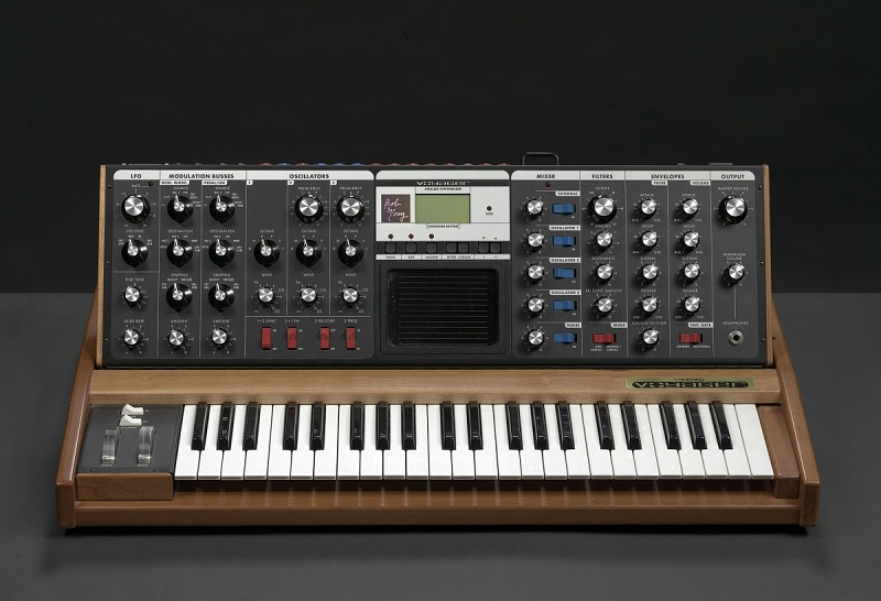 Image 1 for Minimoog Voyager synthesizer used by J Dilla