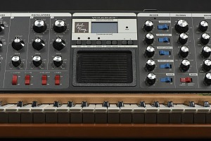 images for Minimoog Voyager synthesizer used by J Dilla-thumbnail 4