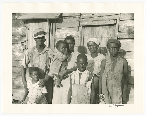 Image for Rehabilitation client and his family on Lady's Island off Beaufort, SC