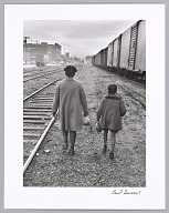 <I>Brown Sisters Walk to School</I>