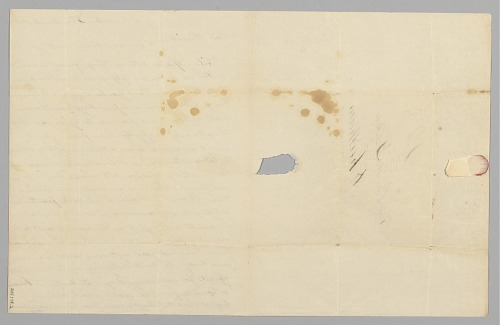 Image for Letter to Reverend David Selden from his son David Selden