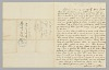 Thumbnail for Letter to Giles Saunders from Samuel M. Fox concerning the slave trade